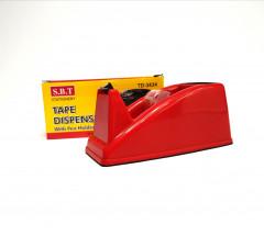 Tape Dispenser With Pen Holder