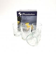 4 Pcs tea Cups Set