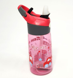Kids Sports Water Bottle With Straw