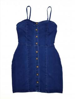 Ladies Denim Dress