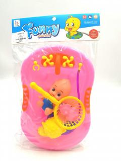 Bath Toys Set