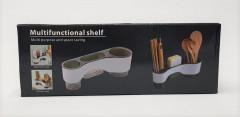 Multifunctional Shelf Multi Purpose And Space Saving