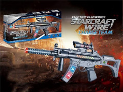 ShanTou DK Toys Without Infrared Ray 8 Sounds Gun