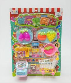 Mini Supermarket Playset