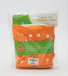 BabyVision - Reusable Diaper All-In-One