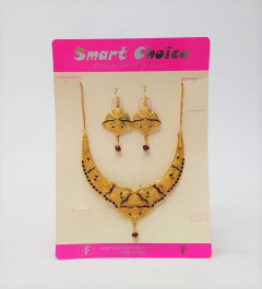Jewelry sets for Women  gold color  wedding gifts necklace earrings