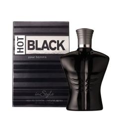 Instyle Hot Black for Men edt 100ml