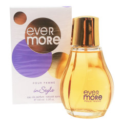 """Perfume 100ml """"In Style"""" EVER MORE"""