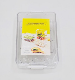 stackable fruit and vegetable storage box