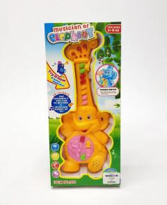 Guitar Musical Baby Educational Toys Elephant