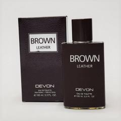 Brown Leather - Men - Eau De Parfum - 100ml