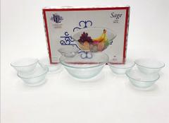 7 Piece Bowl Set