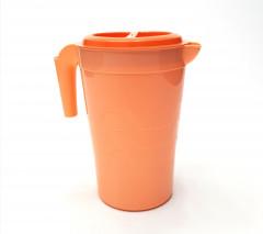 Plastic pitcher