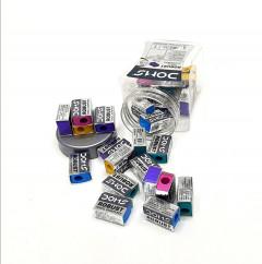 25 Pcs Robust Pencil Sharpeners Set