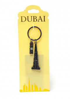 Dubai Burj Khalifa Tower Keychain