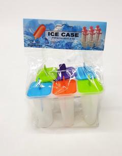 6 Pcs Ice Cases mould