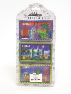 3 Pcs Pack Gifts From Dubai