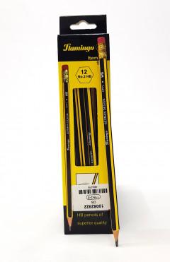 12 Pcs HB Pencils