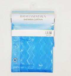 Bath Essentials Shower Cortain Anti-Mildew.Eco Friendly/BPA free