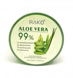 99% Aloe Vera Soothing Moisturizing Repair Gel