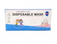 50 Pcs Children's Style Disposable Mask