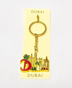Dubai Keyrings