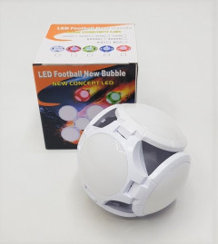 Led Football Ufo Lamp New Bubble New Concept Led Lamp 40 Watts- White Light
