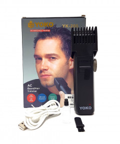 YOKO Rechargeable AC Beard & Hair Trimmer YK-205