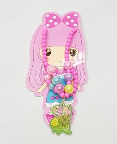 Girls Fashion Little Pony Necklace with Bracelet