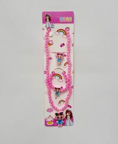 Girls Jewelry Accessories Set