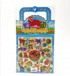 Dinosaurus Sticker Pack