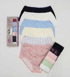 6 Pcs Pack Ladies Panty