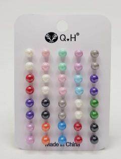 20 Sets Of Earrings
