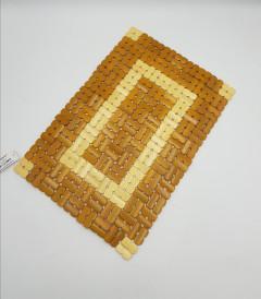 Rectangular Wooden Dining Table Mat