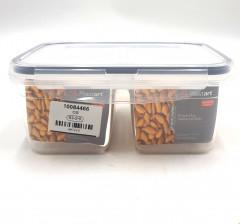 Storage Box With Lid Lock