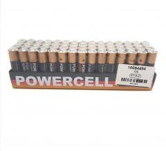 60 Pcs Batteries Pack
