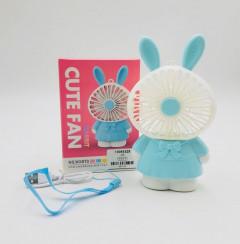 Cute Fan Rabbit