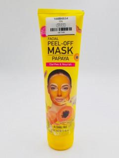 Facial Peel Off Mask Papaya