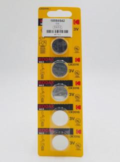 Kodak CR2016 Battery