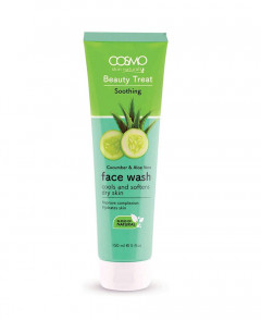 Face Wash Cucumber & Aloe Vera Soothing 150 ML