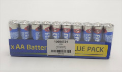 10 Pcs X AA Batteri Pack