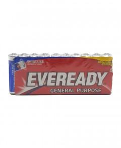 10 Pcs AAA Batteri Pack
