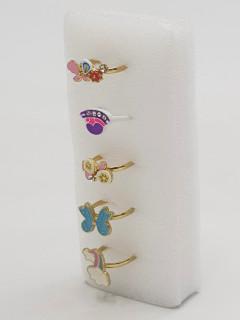 5 Pcs Ladies Ring