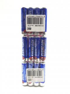 12 Pcs Pack battery 1.5 Volts