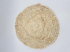 Round Grass Woven Place Mat