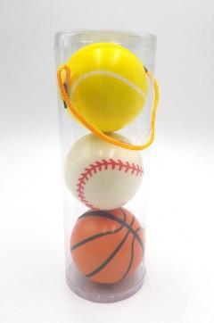 3 Pcs Basketball Balls