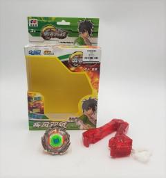 ClueSteps 3D Dimensional Brave Invincible 1 Blade & 1 Launcher