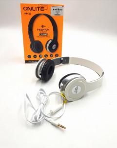 Onlite Premium Sound Champ Headphones HP-22