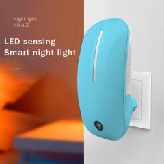 GUANGLI Wall Light LED Soft Warm Bedside Night Lamp Backlight Energy-saving Sensor Light for Bedroom