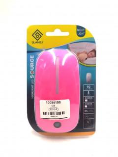 Wall Light LED Soft Warm Bedside Night Lamp Backlight Energy-saving Sensor Light for Bedroom
